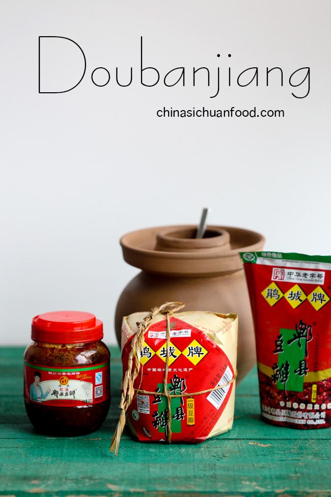 doubanjiang|China Sichuan Food