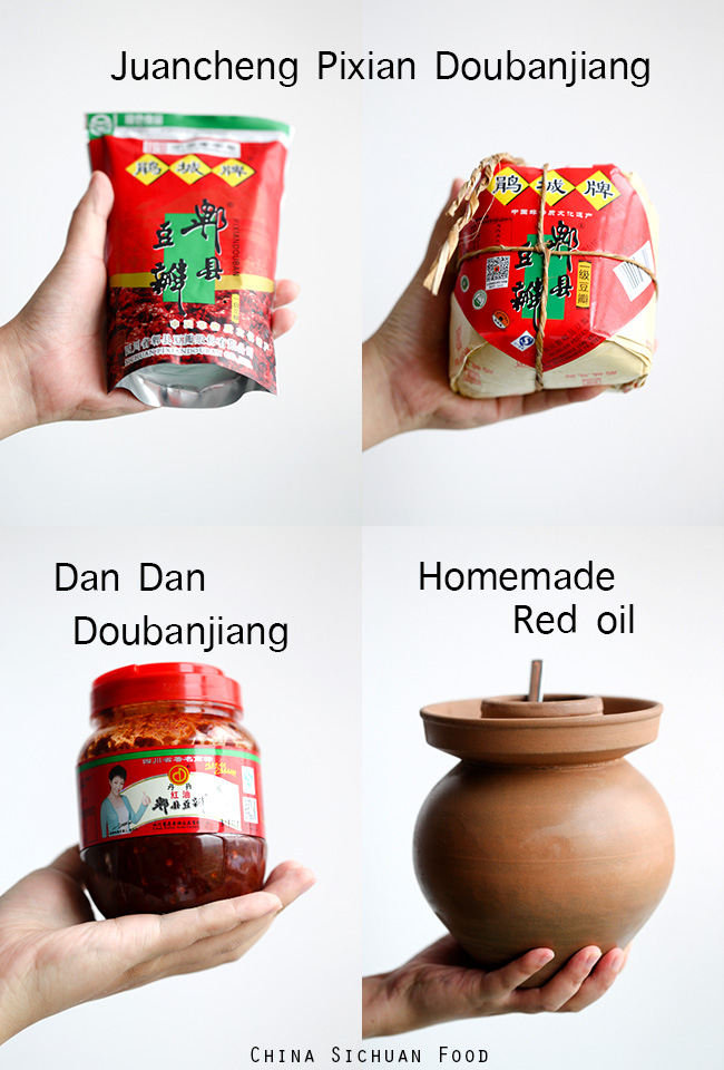 types of doubanjiang|China Sichuan Food