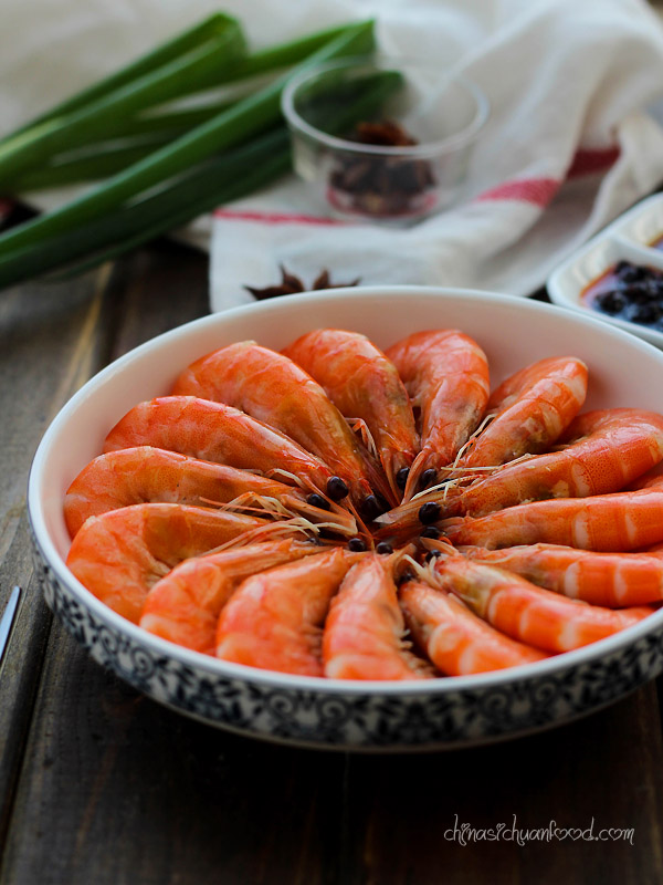 Boiled Shrimp Recipe