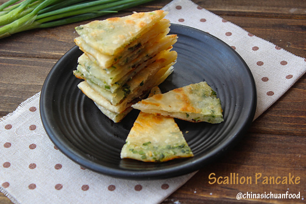 Chinese scallion pancakes congyoubing china sichuan food chinese scallion pancakeschinasichuanfood forumfinder Images