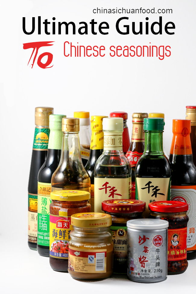 Chinese seasonings|China Sichuan Food