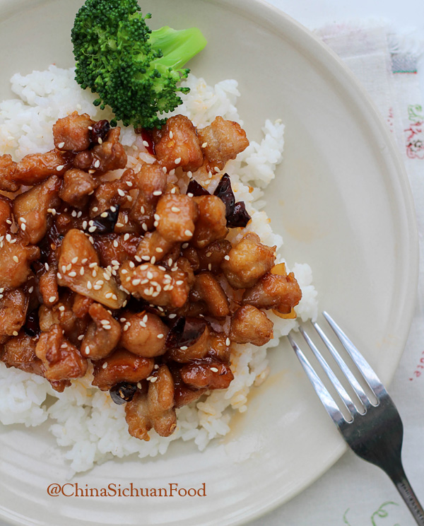 General Tso Chicken|ChinaSichuanFood