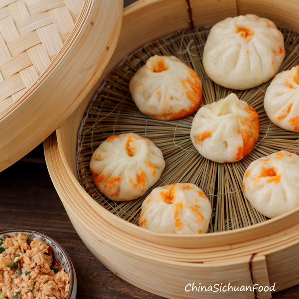 how to make chinese steamed pork buns