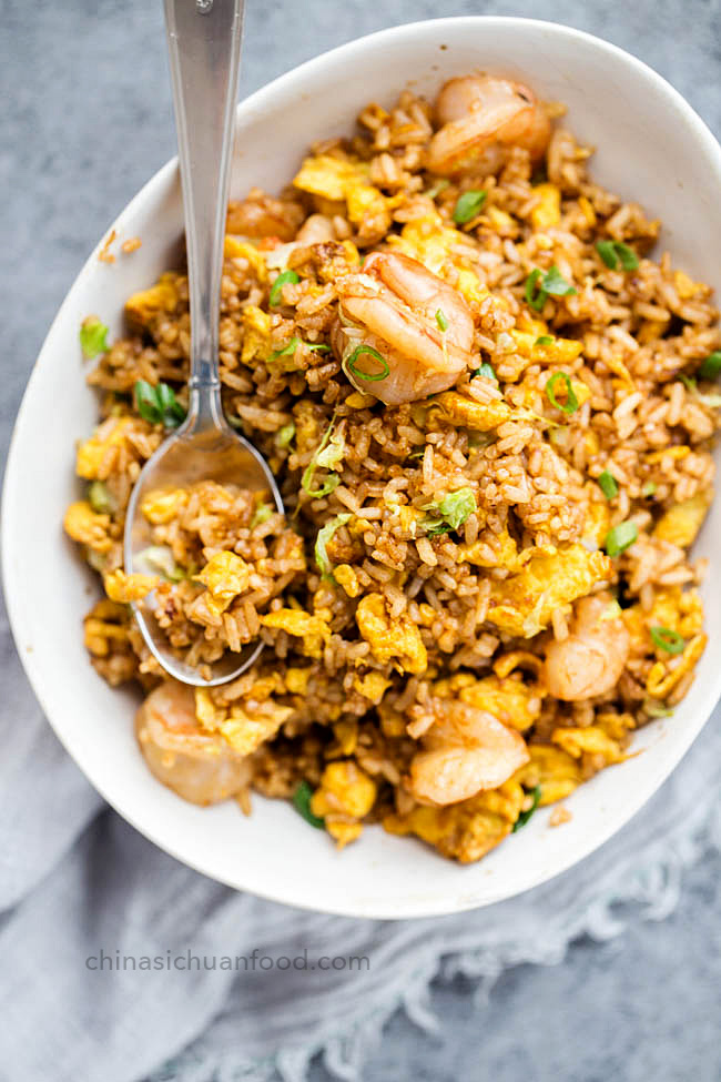 Soy sauce fried rice china sichuan food soy sauce fried ricechinasichuanfood ccuart Images