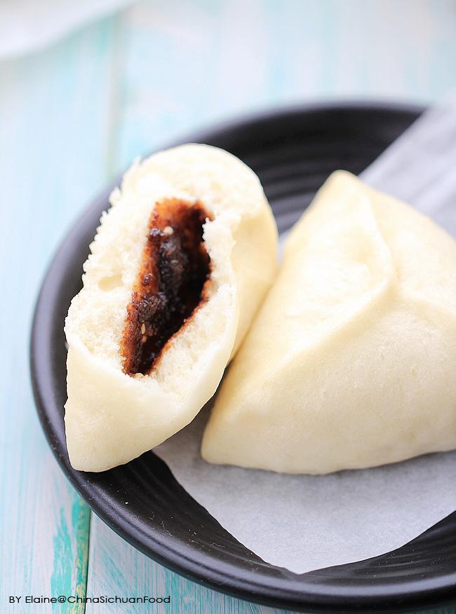 Chinese Sugar Buns|ChinaSichuanFood