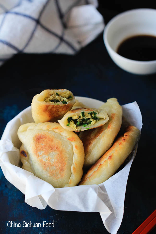Chinese chive porket