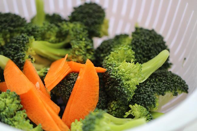 Broccoli Stir Fry with Garlic