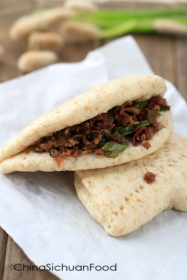 Chinese Steamed Wheat Buns