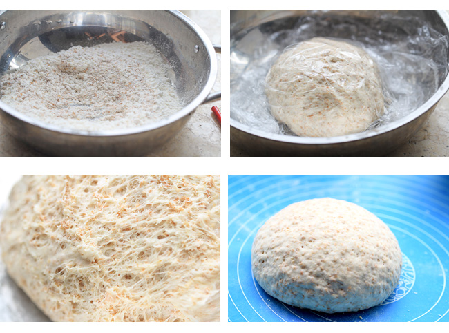 how to make the basic dough
