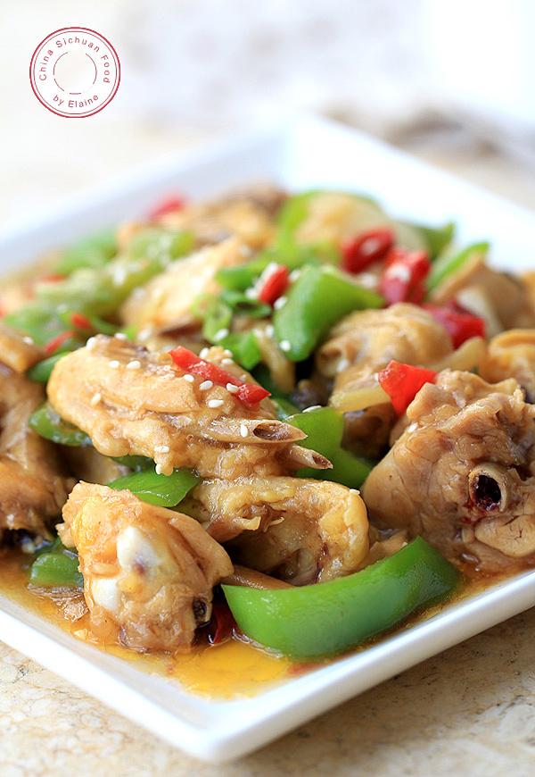 Chinese hunan chicken donan chicken china sichuan food hunan chicken forumfinder Image collections