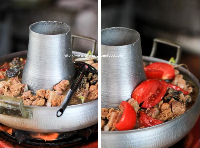 Naxi Hot pot--Yunnan Food