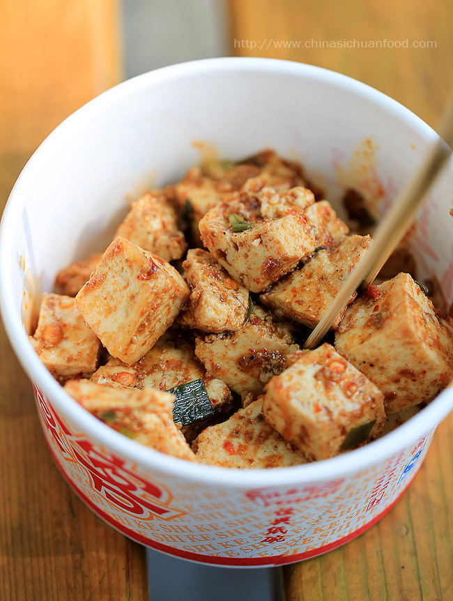 Yunan sticky tofu--Yunan Food
