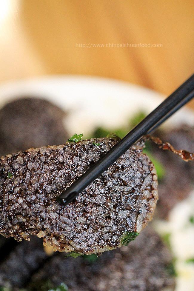 Yunnan Food--rice sausauge