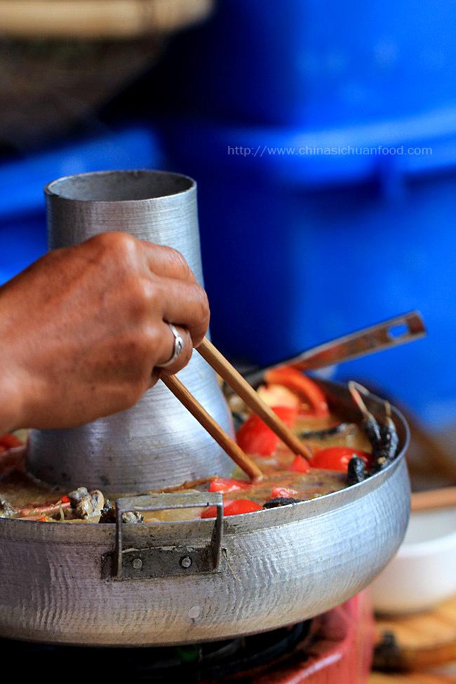 Yunnan Rib hot pot