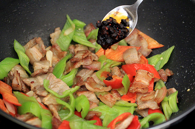 Easy pork stir fry recipe