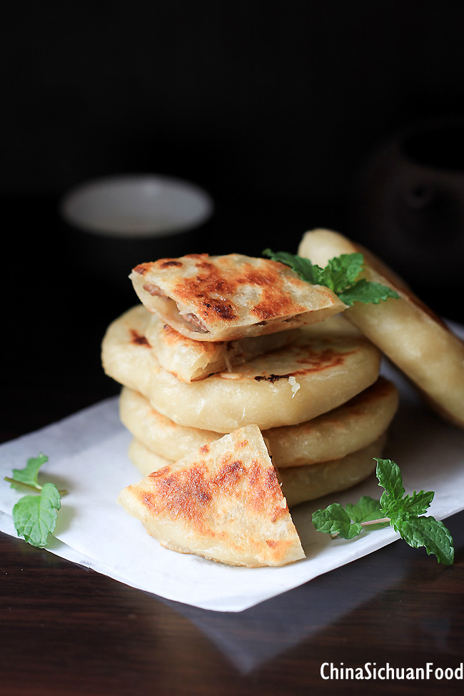 Chinese Meat Pie|ChinaSichuanFood