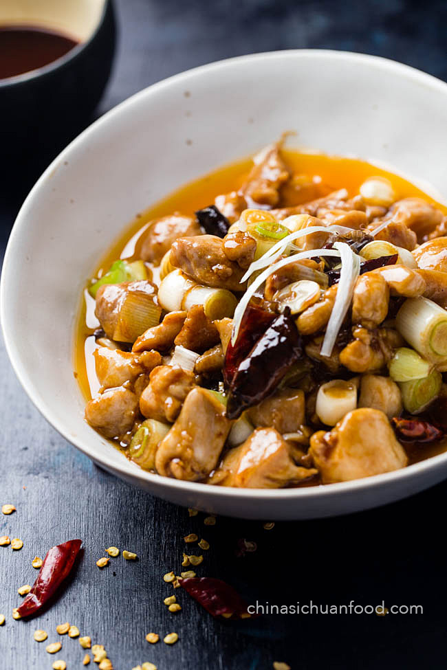 Authentic kung pao chicken china sichuan food kung pao chicken chinasichuanfood forumfinder Image collections