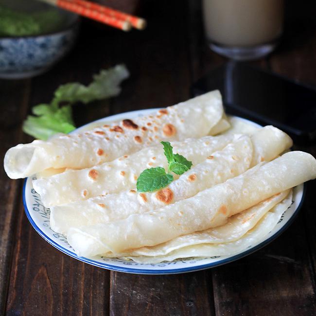 Chinese mandarin pancake china sichuan food forumfinder Choice Image
