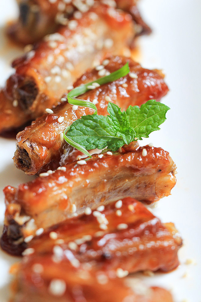 Chinese Peking Ribs