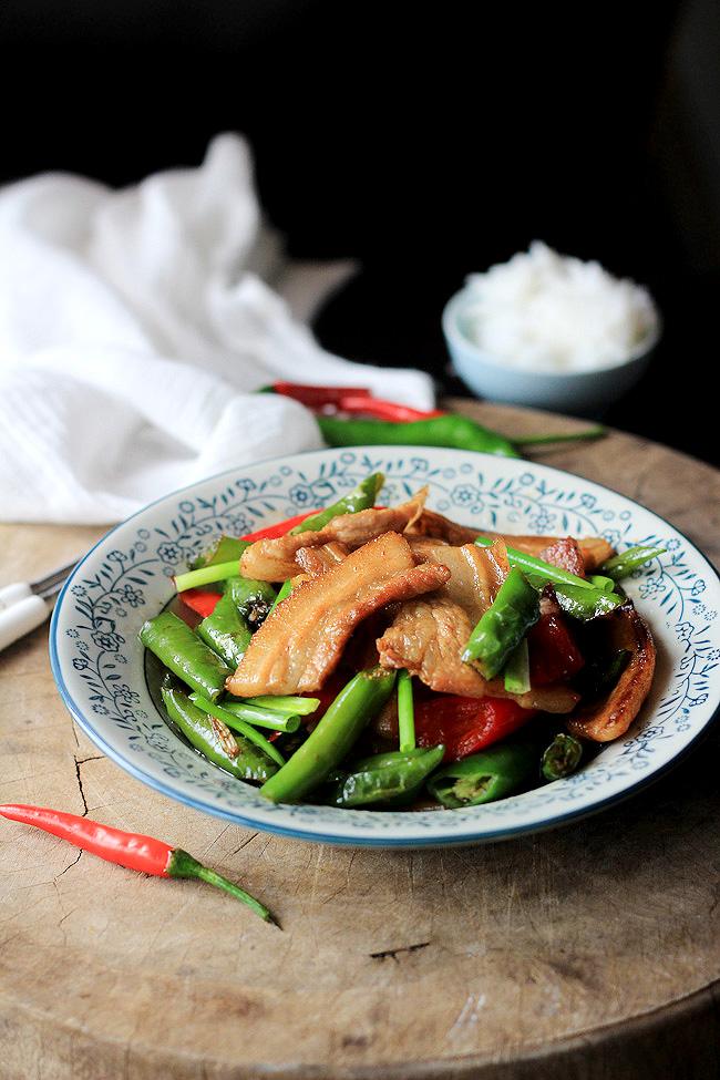 Hunan Pork Stir Fry