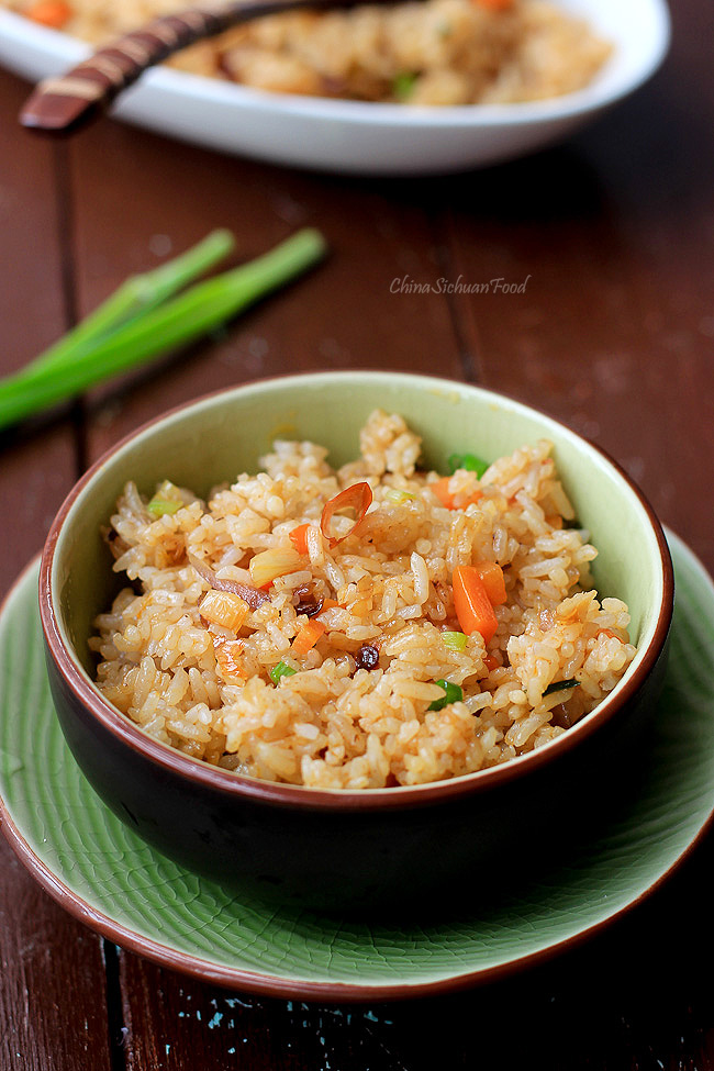 Szechuan Fried Rice|ChinaSichuanFood