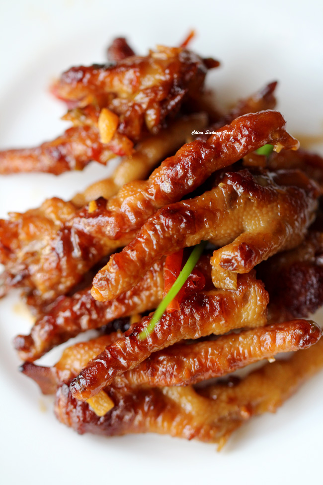 Dim sum chicken feet china sichuan food dim sum chicken feet braised version forumfinder Choice Image