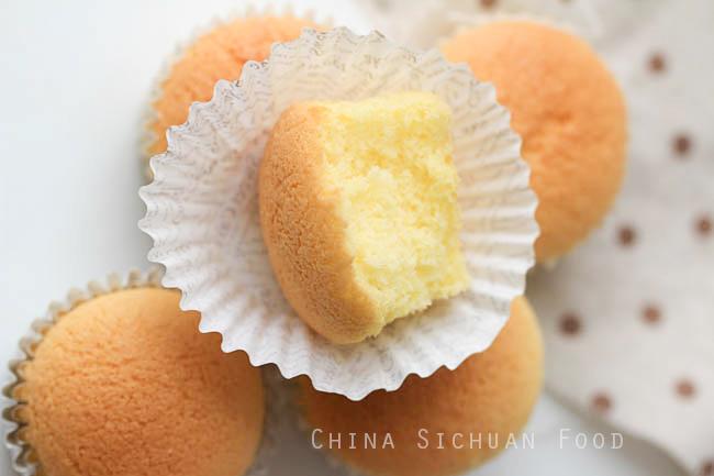 Chinese Egg Sponge Cake Recipe