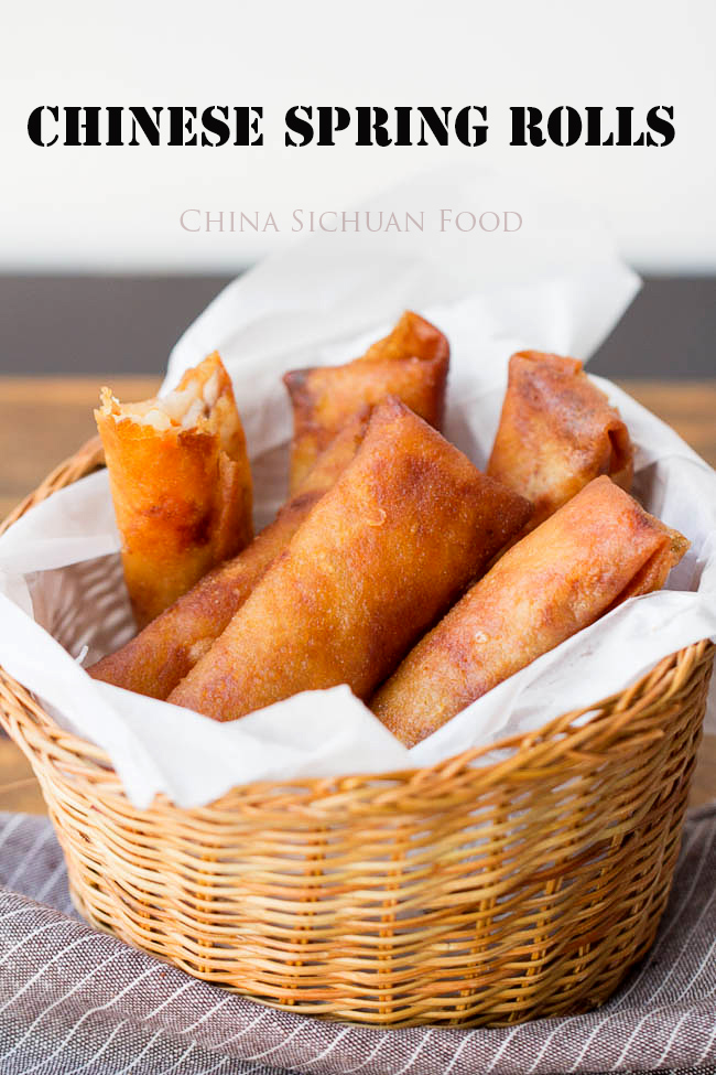 Chinese spring roll
