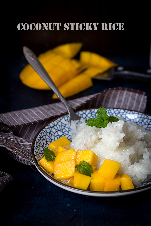 Thai Sticky Rice with Mango