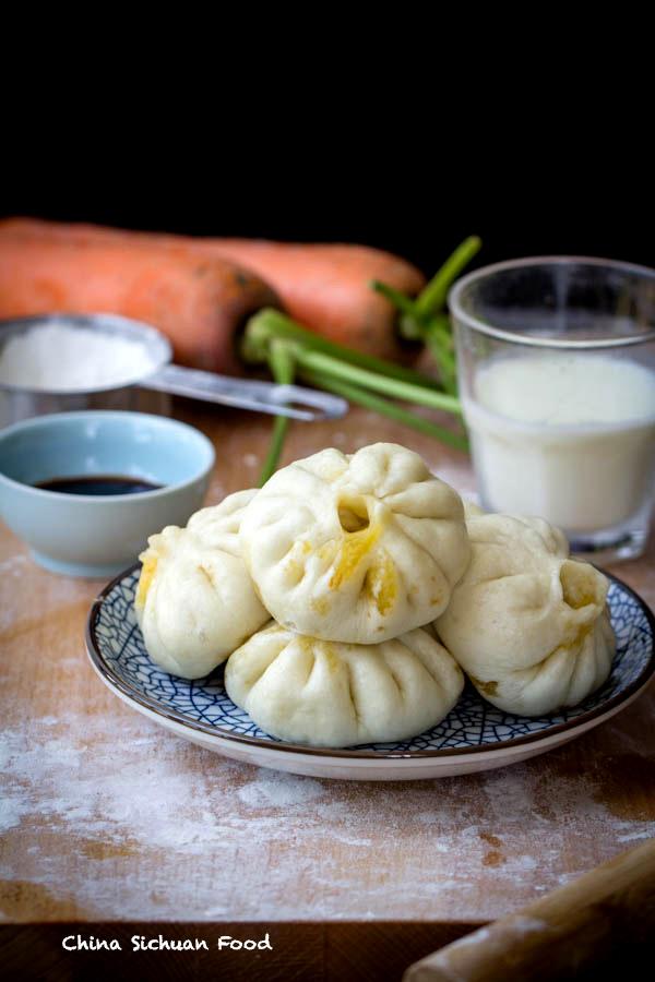 Chinese pork bun