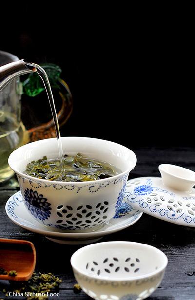 Chinese tea-tieguanyin