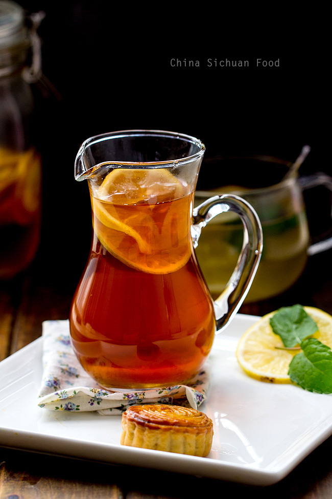 How To Make Natural Iced Tea