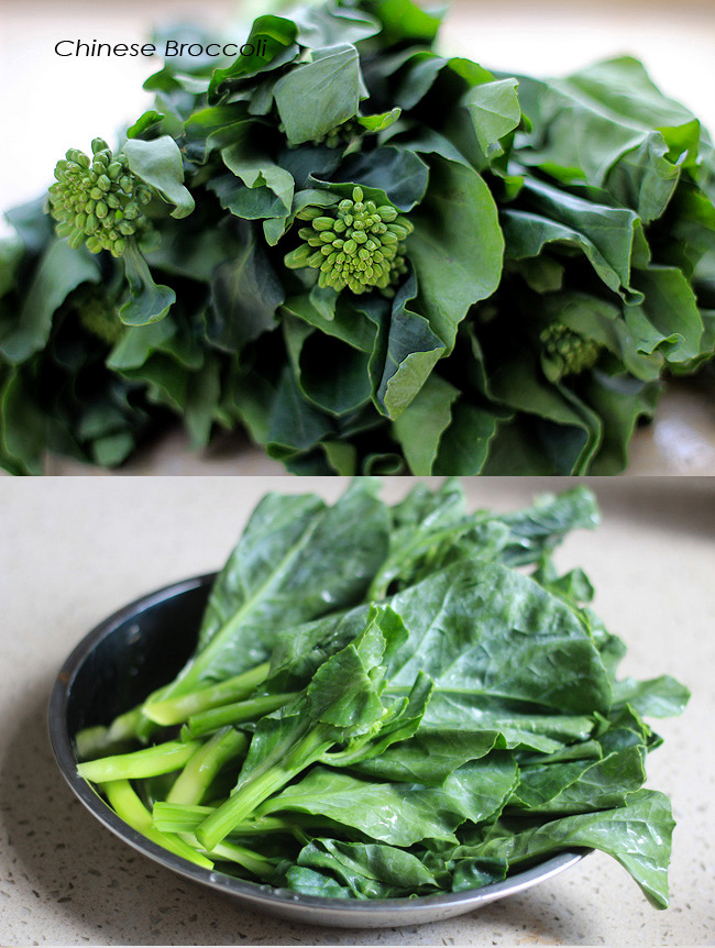 Chinese vegetable--Chinese broccoli