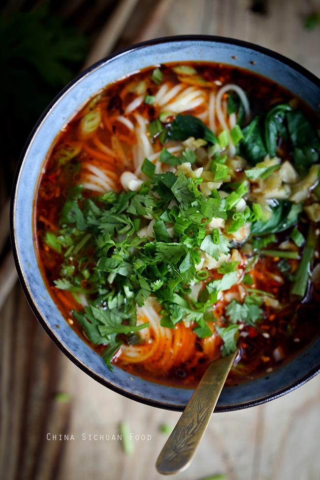 Asian recipes mala