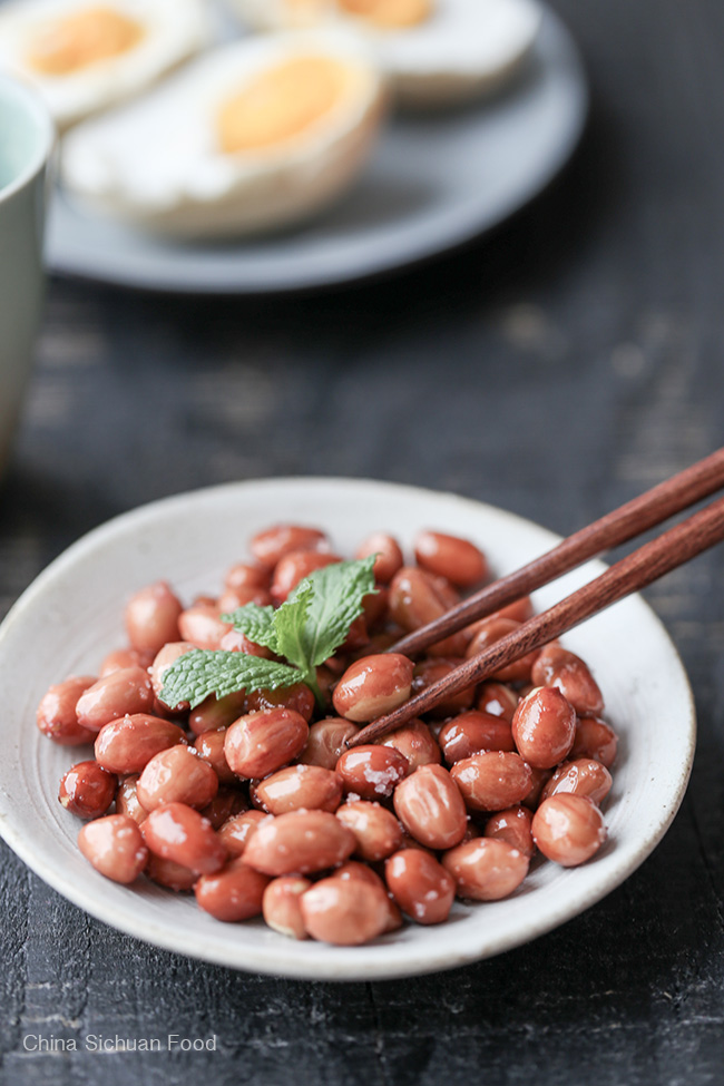 Chinese fried peanuts