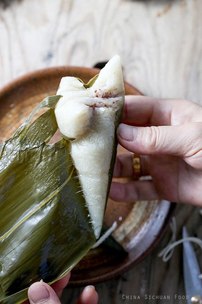zongzi- sticky rice dumpling