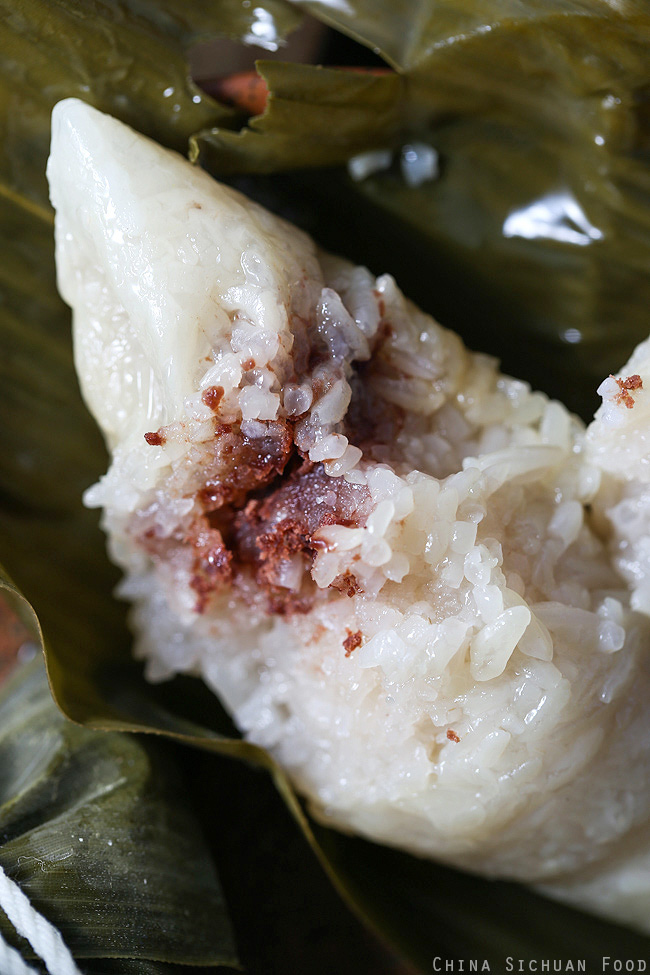 zongzi- Chinese tamale