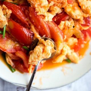 Chinese tomato and egg stir fry china sichuan food forumfinder Choice Image