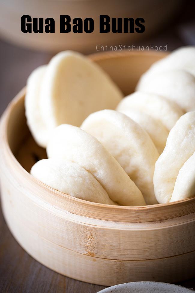 Gua Bao-Taiwanese pork belly buns|China Sichuan Food