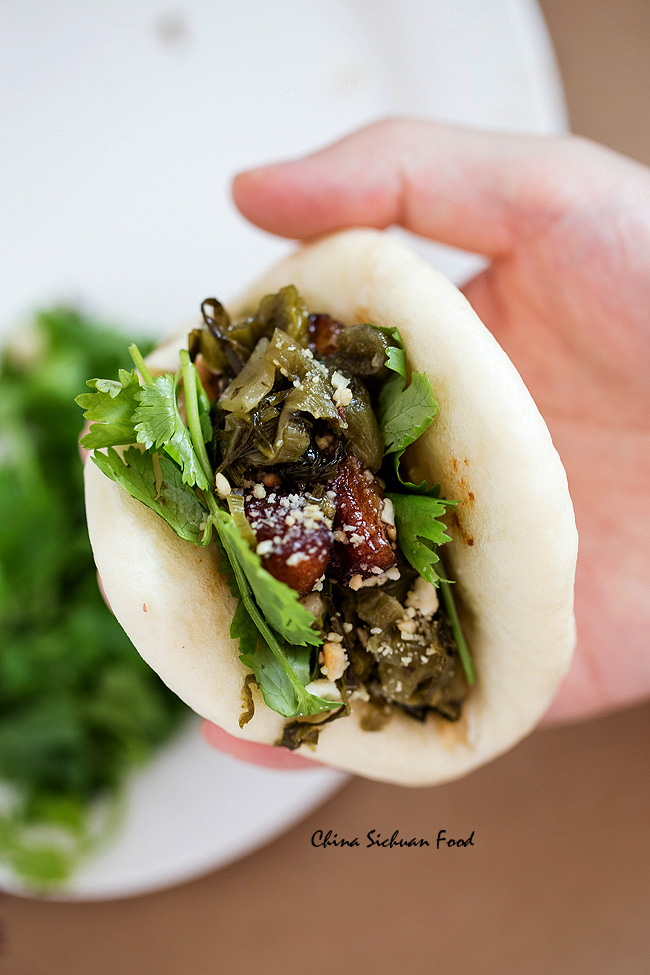 Gua Bao-Taiwanese pork belly buns|China Sichuan Food