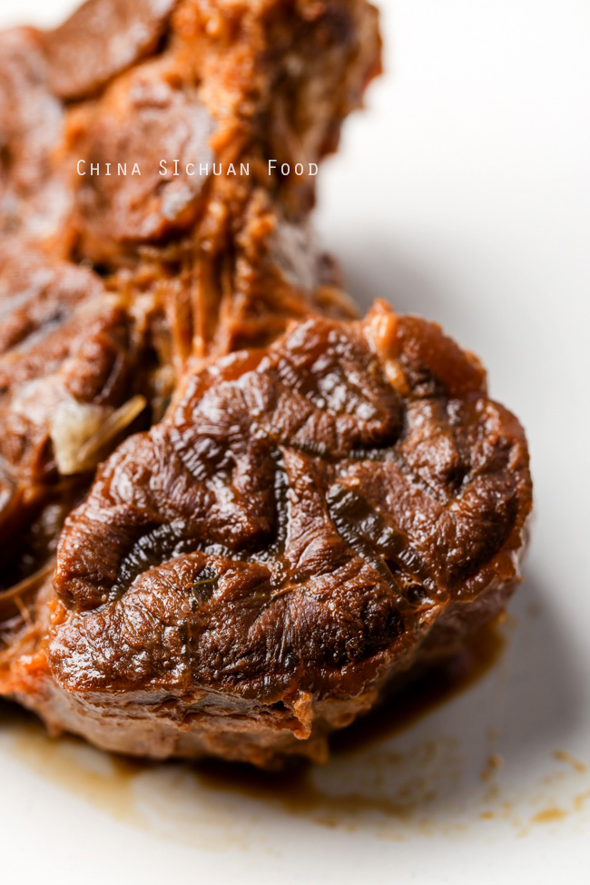 Chinese Braised Beef Shank