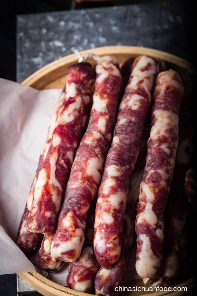 Chinese sausages | ChinaSichuanFood.com