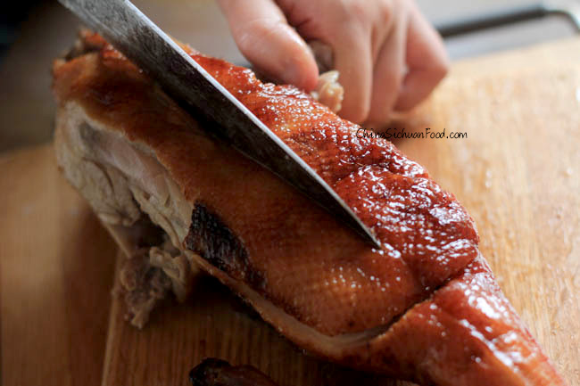 homemade peking duck | chinasichuanfood.com