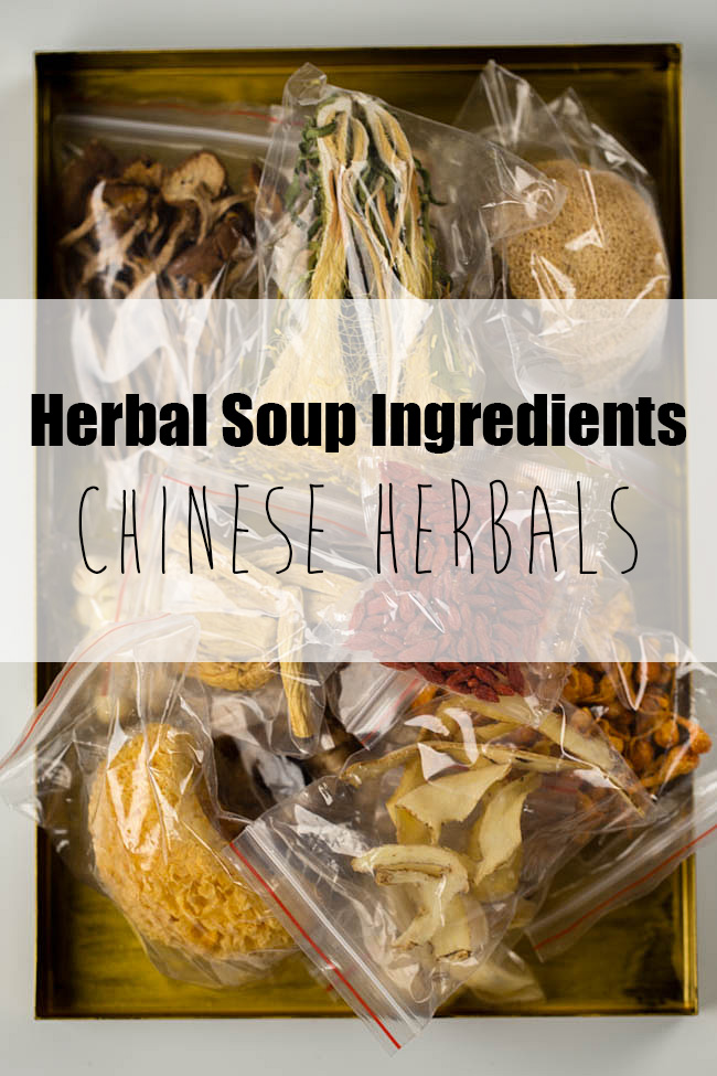 An Introduction to Chinese Herbal Soup Ingredients | China